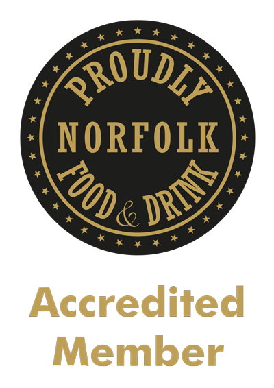 Norfolk Food and Drink Accredited Member